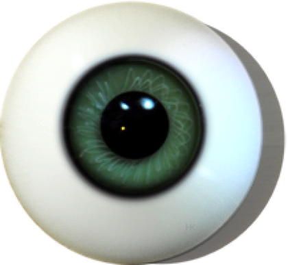 Reborn-dark-rim-eyes-solid-green.