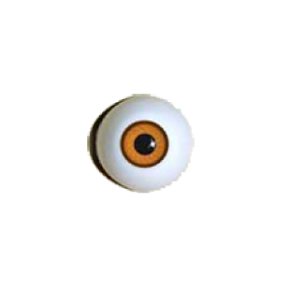 Doll-eyes-on-wire-brown-white.