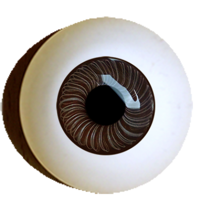 Reborn eyes-for-crafting-round-brown-white.